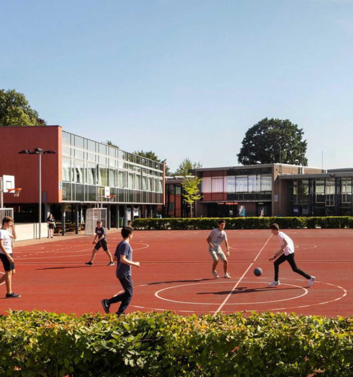 ruysschaert kamp voetbal