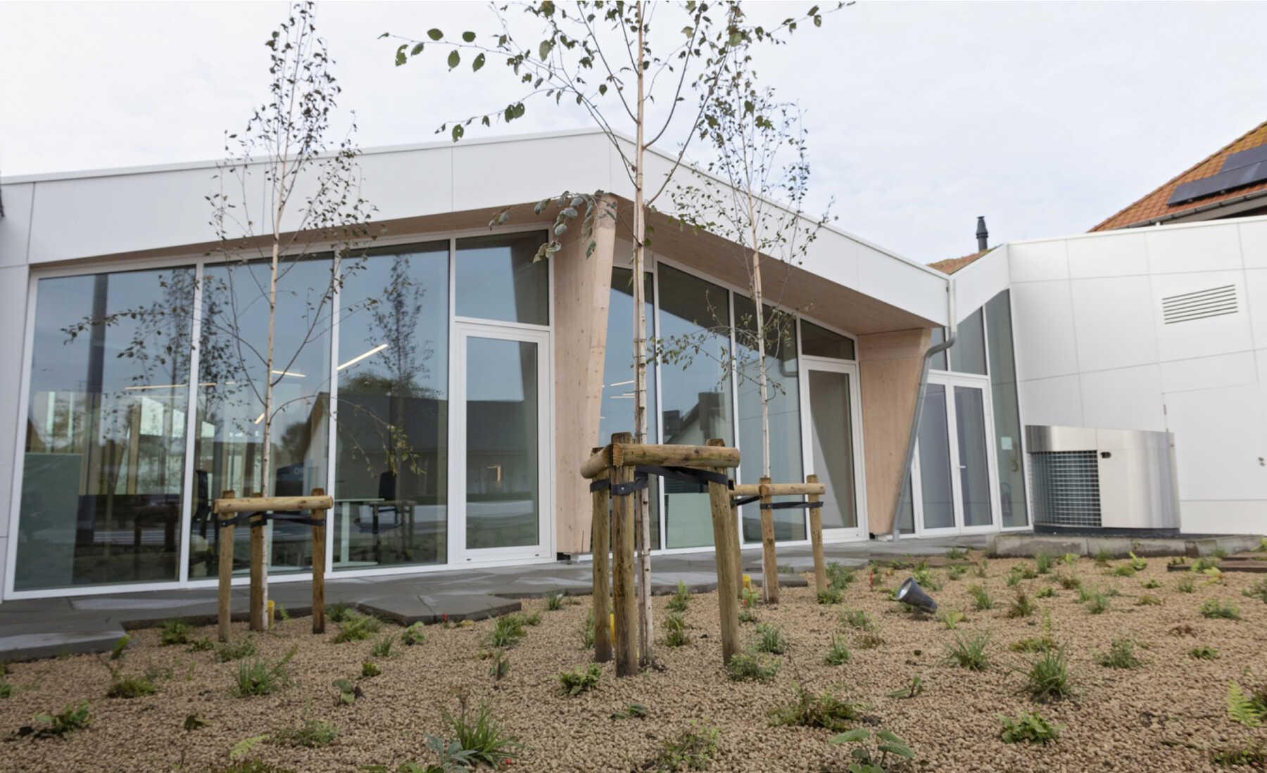 provinciaal centrum voor duurzaam bouwen en renoveren acasus