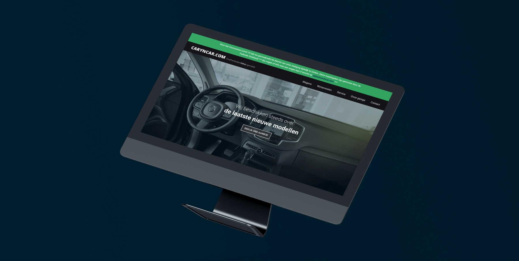 caryncar online volvo garage