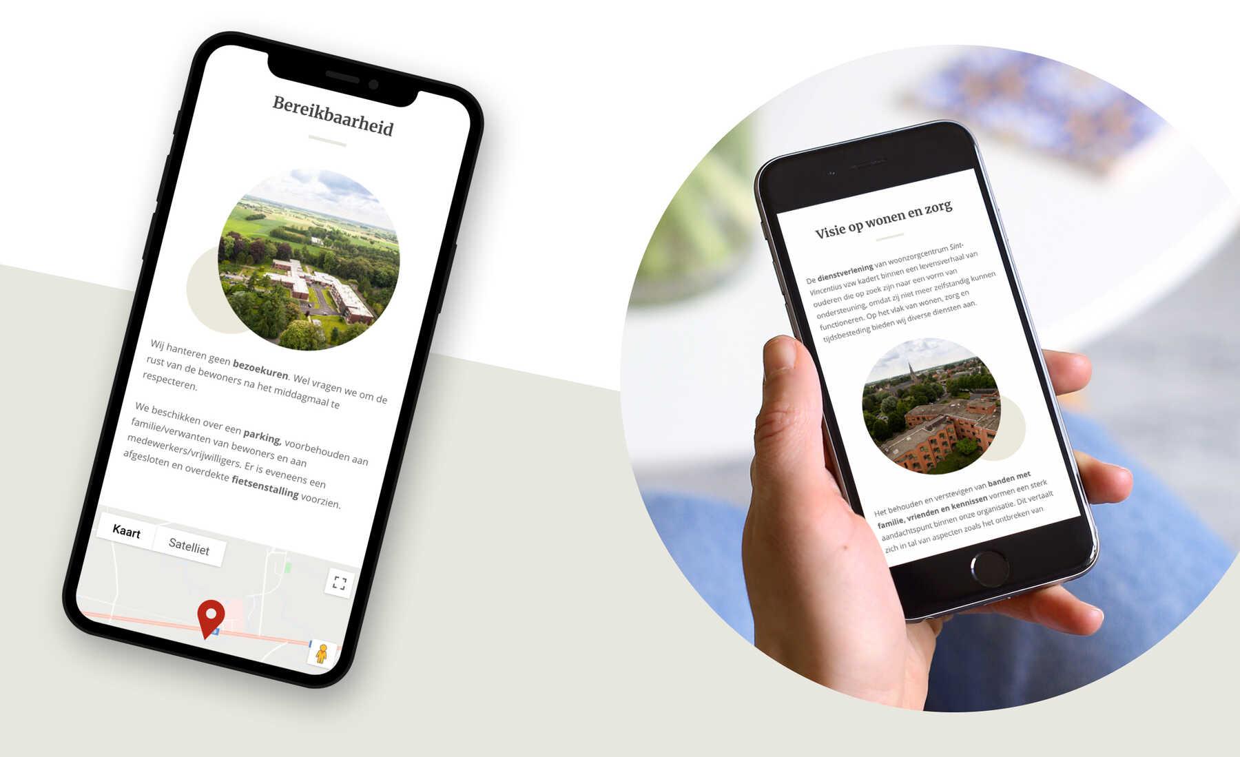 exalta responsive site design