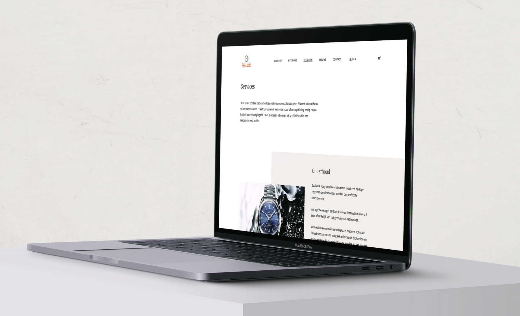 helox webdesign