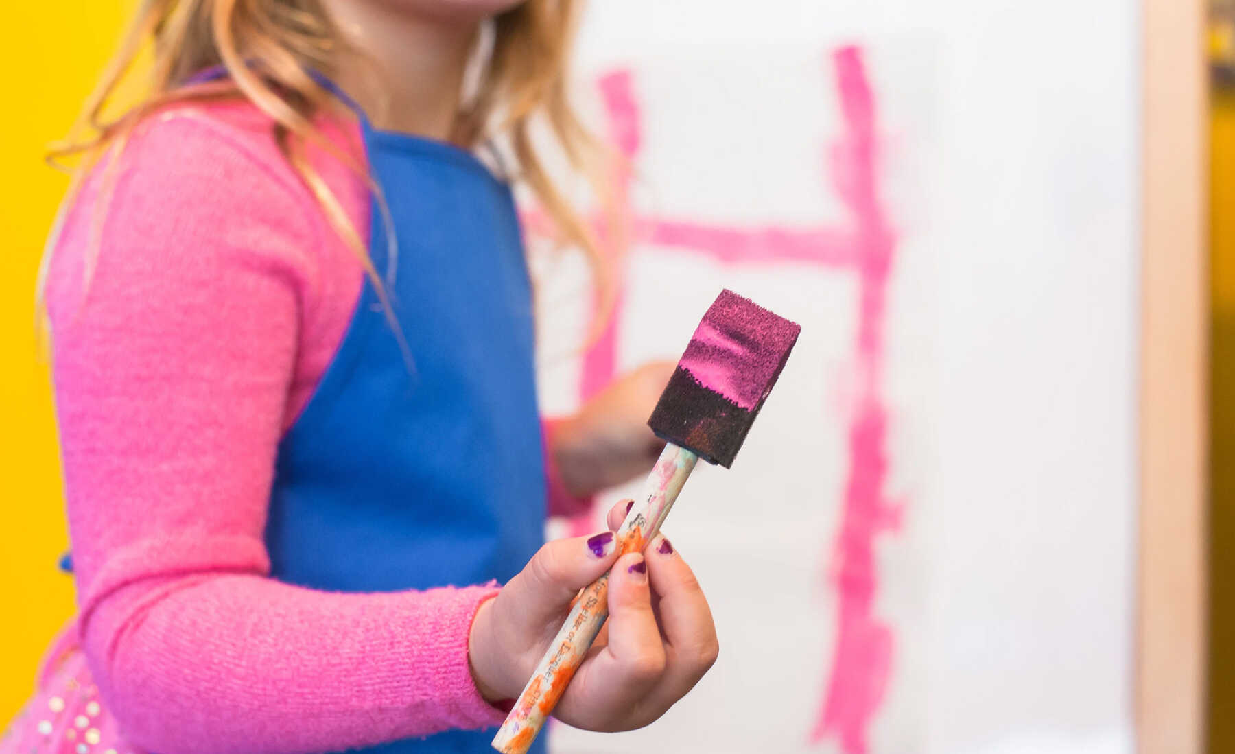 Krunsj creatieve kindervakanties