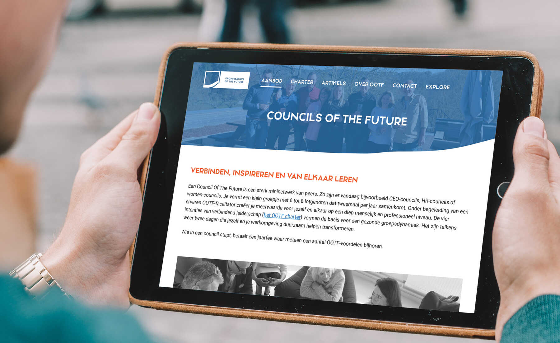 OOTF councils of the future