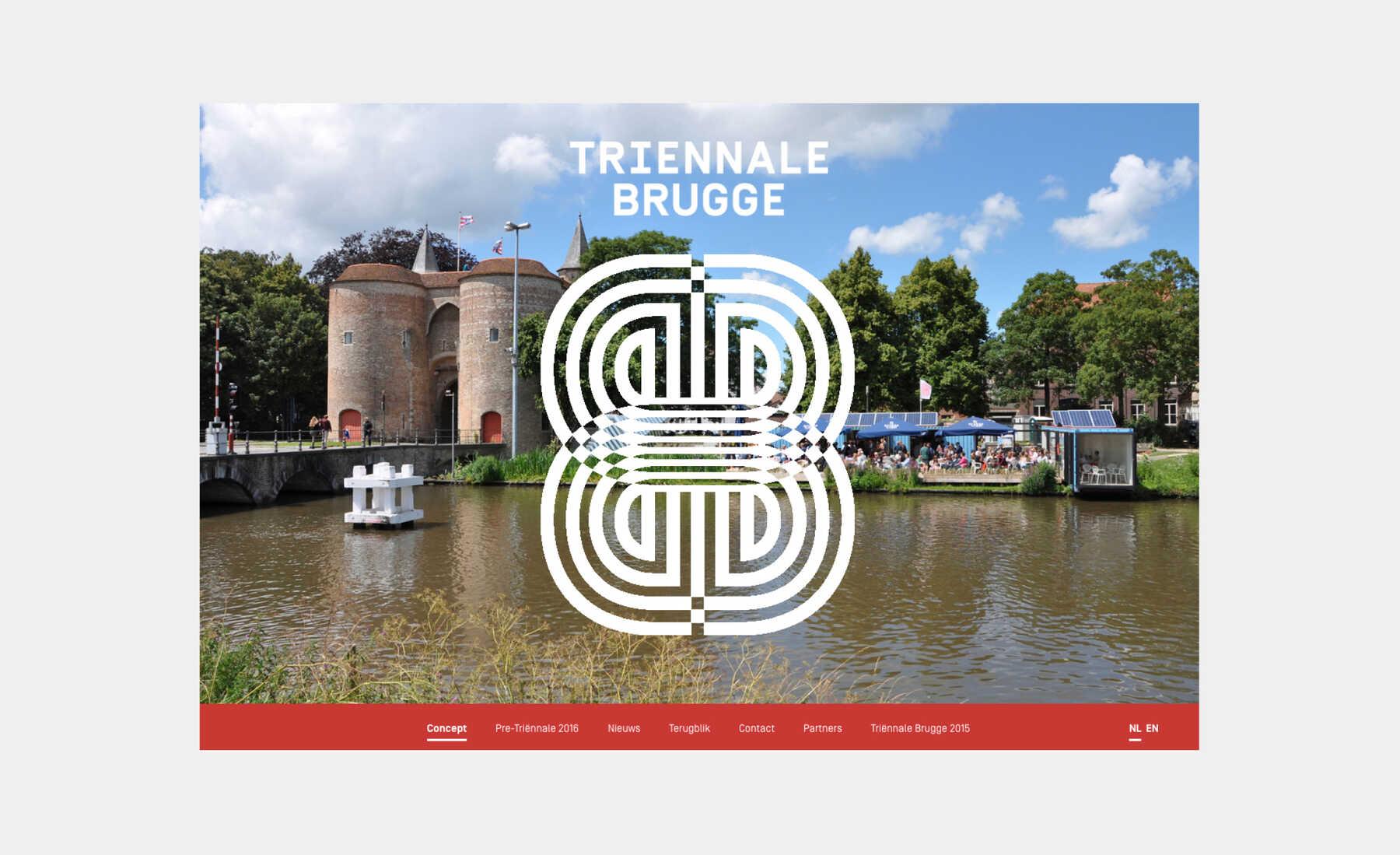 Pre-Triënalle Brugge Gent