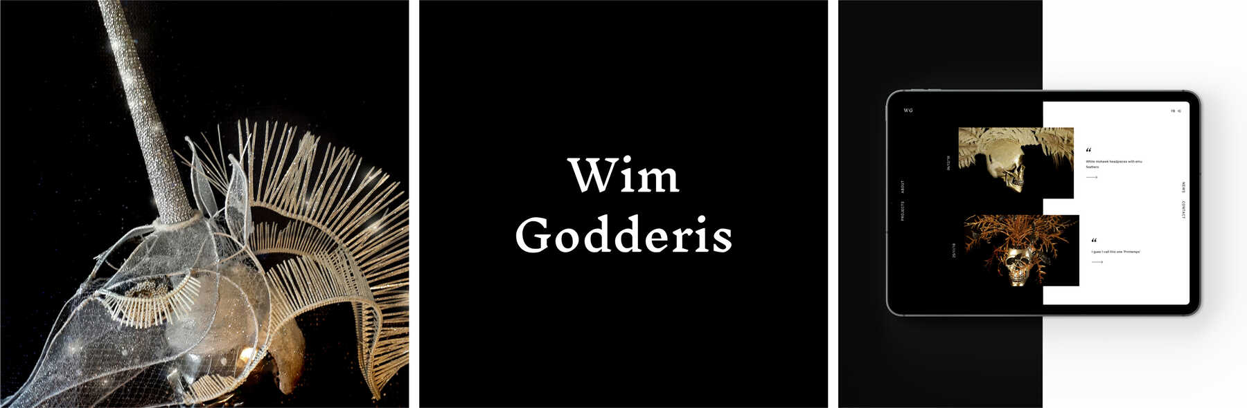 Wim Godderis branding