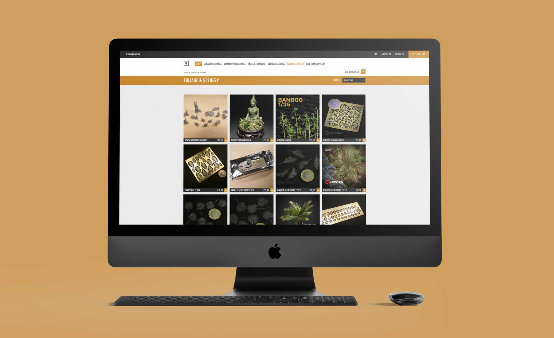 yenmodels webshop