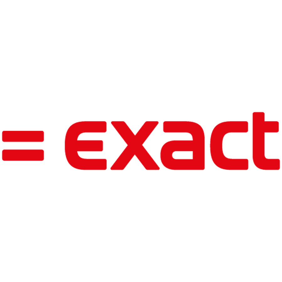 Exact online logo