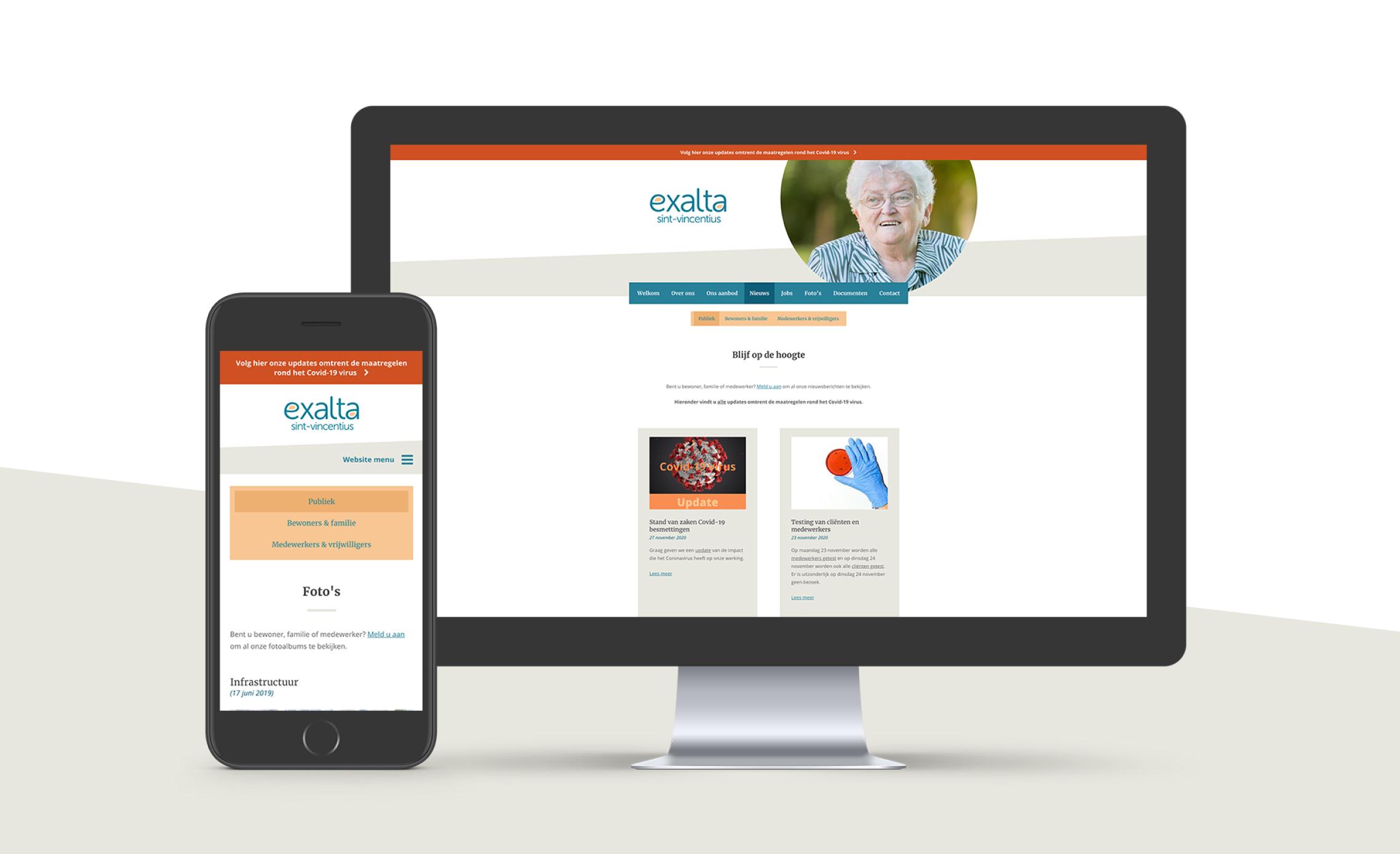 exalta webdesign